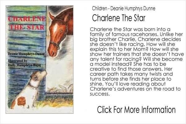Children's Book - Deanie Humphrys Dunne - Charlene The Star