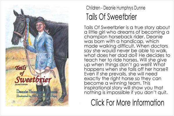 Children's Book - Deanie Humphrys Dunne - Tails Of Sweetbrier