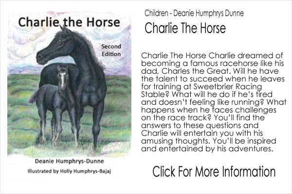 Children's Book - Deanie Humphrys Dunne - Charlie The Horse