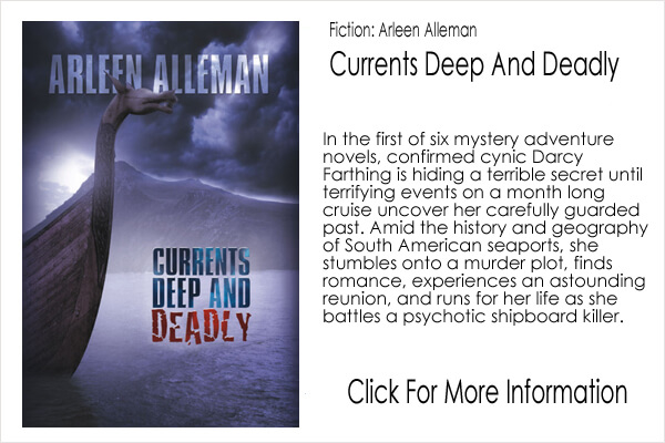 Fiction - Arleen Alleman - Currents Deep And Deadly