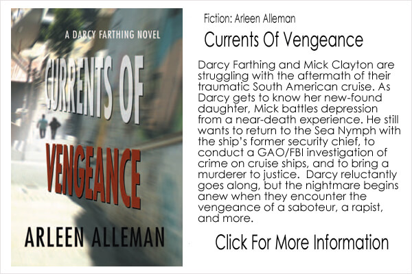 Fiction - Arleen Alleman - Currents Of Vengeance