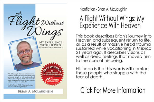 Nonfiction - Brian McLaughlin - A Flight Without Wings