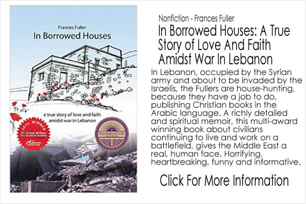 Nonfiction - Frances Fuller - In Borrowed Houses