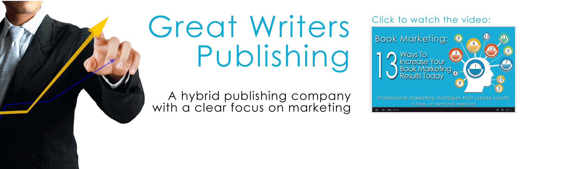 Great Writers Publishing 1
