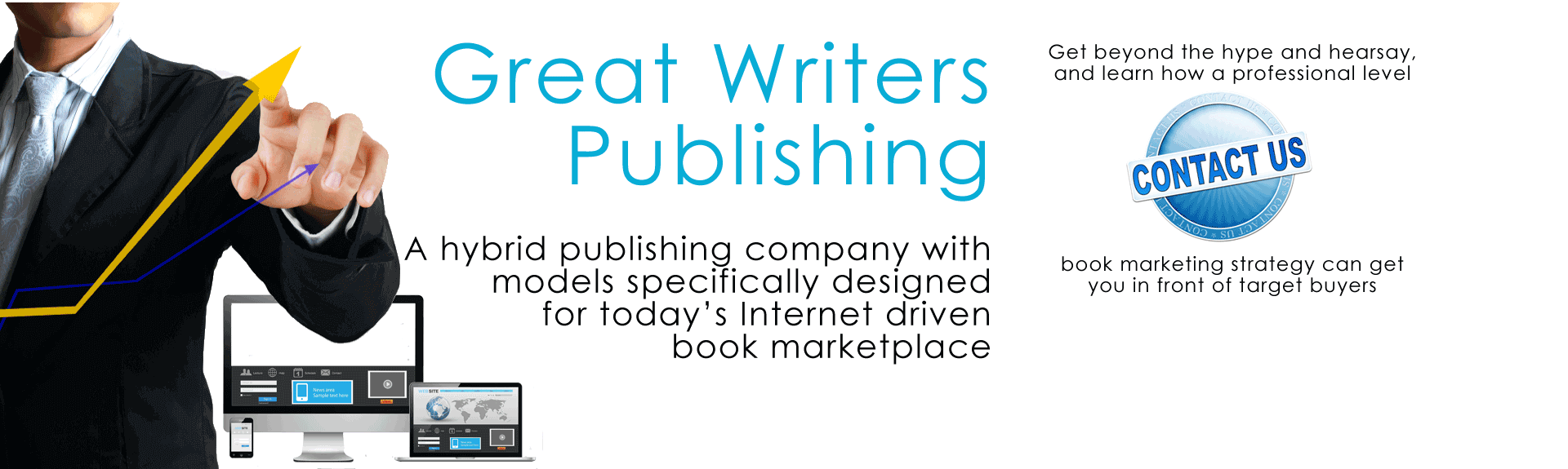 Great Writers Publishing 5